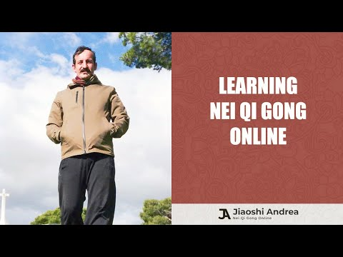 Learning Nei Qi Gong online (exercises & individual classes)