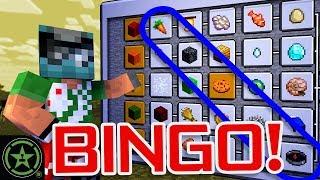 We Play Bingo in Minecraft!