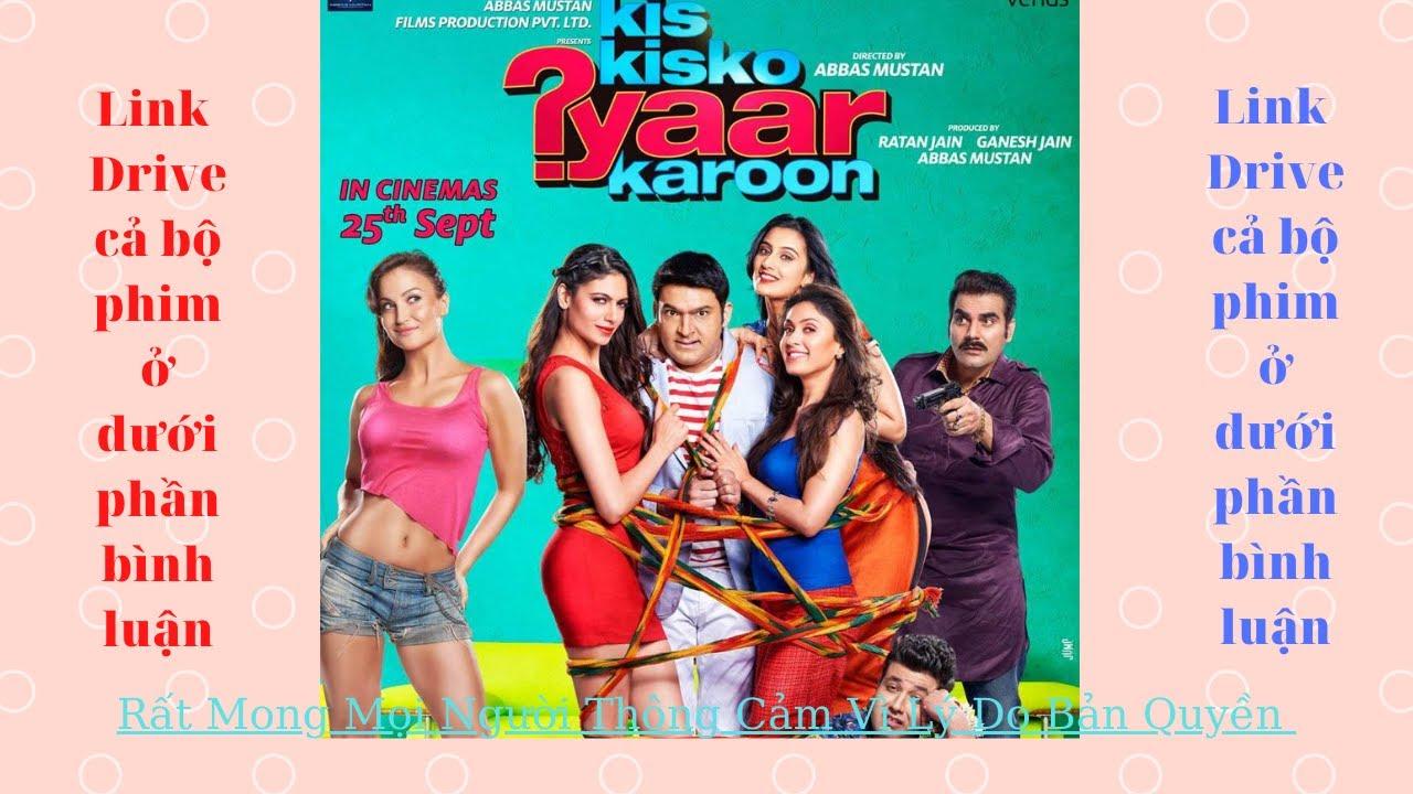 Phim Ấn Độ Hài Hước : 1 Chồng 4 Vợ
