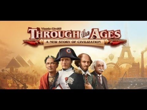 Through the Ages - 3 Hard AI Perpetration