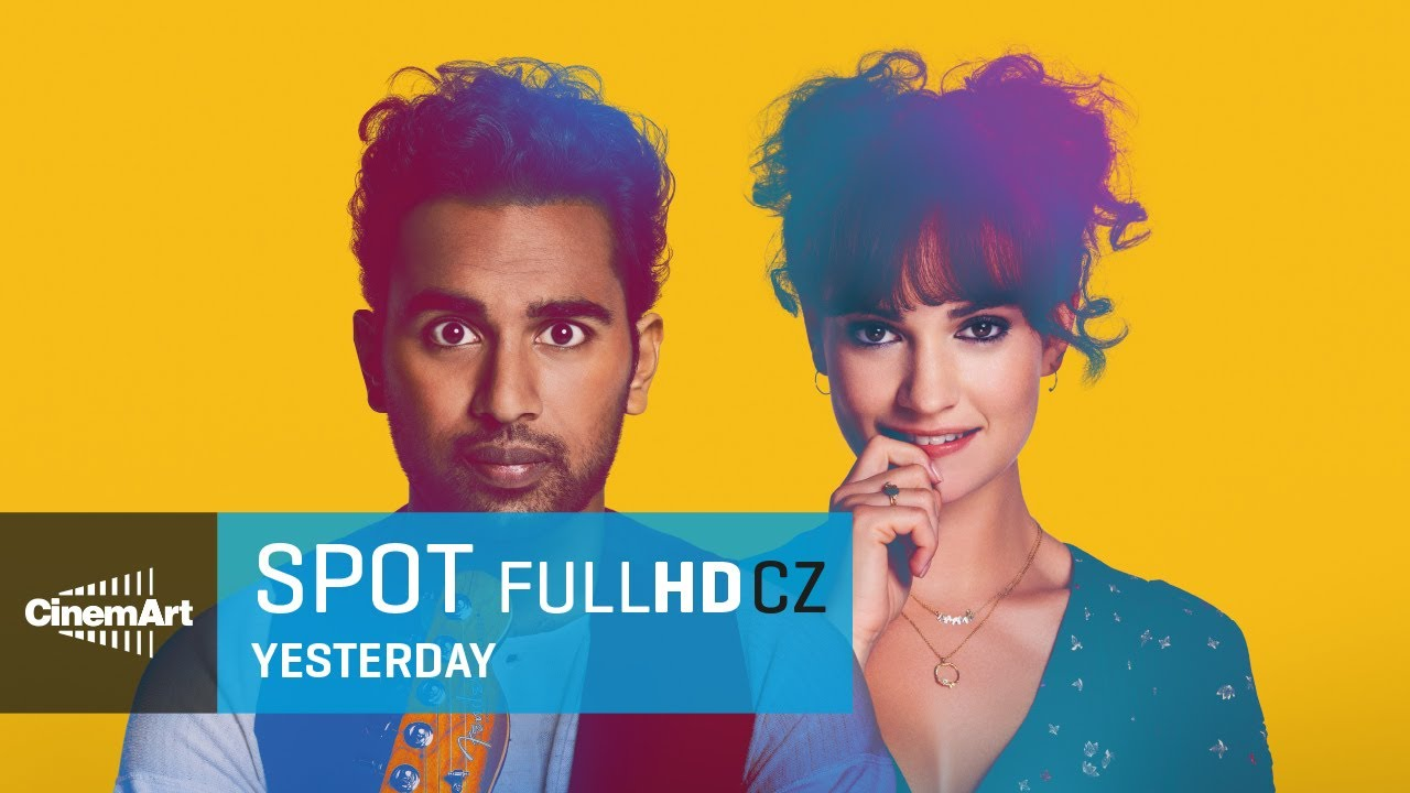 Yesterday (2019) HD spot