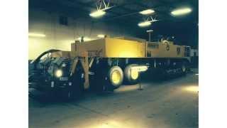Heavy Machinery Shipping