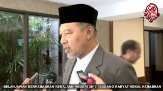 Ladang Rakyat Sedikit Kesilapan YB Dato 39 TMB Pembentangan Bajet Kelantan 2013