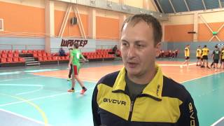 Стартовал новый сезон детско-юношеской гандбольной лиги «ZUBR CUP»