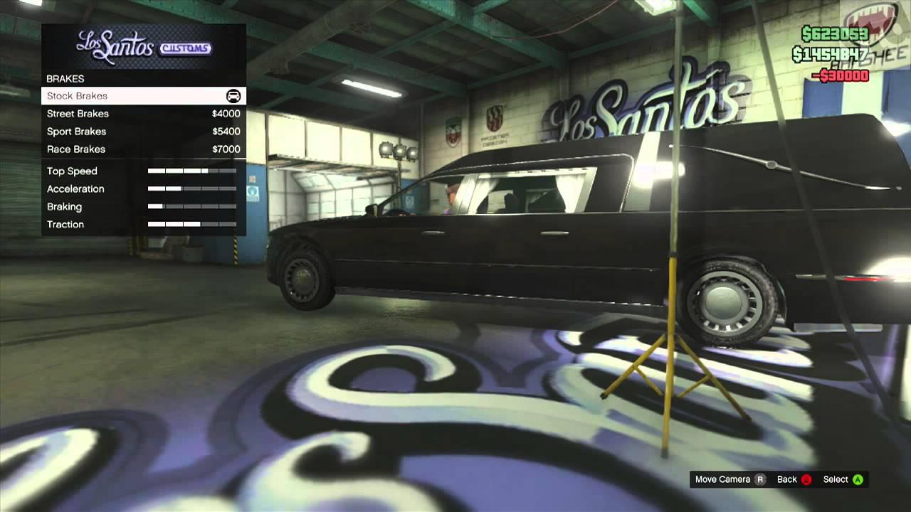 Gta V Rare Cars Online