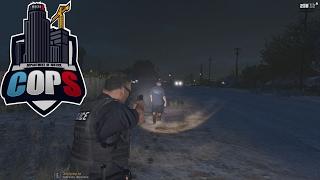 Officer Down! - #12 DOJ Cops GTA V (Feat. Polecat324 & BayAreaBuggs)