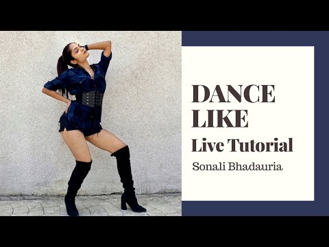 Dance Like - Harrdy Sandhu   Dance Tutorial  ToDance with Sonali