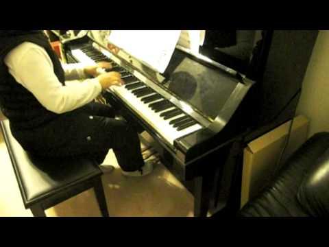 K-ON!! - GO! GO! MANIAC (piano)