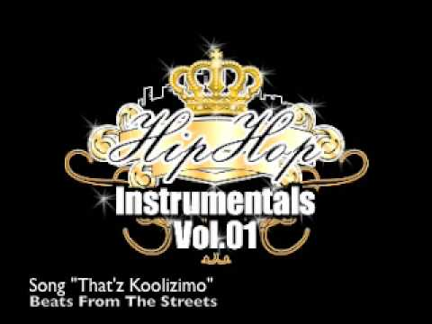 Dirty South Instrumental | That's Koolizimo | Dirty South Beat | Beats From The Streets