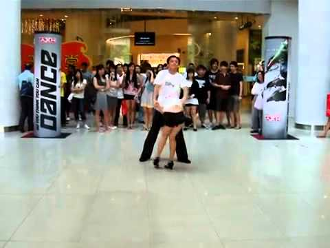 Singapore Salsa Performances Starlinn Choo Yanqing & Libin AXN SYTYCD