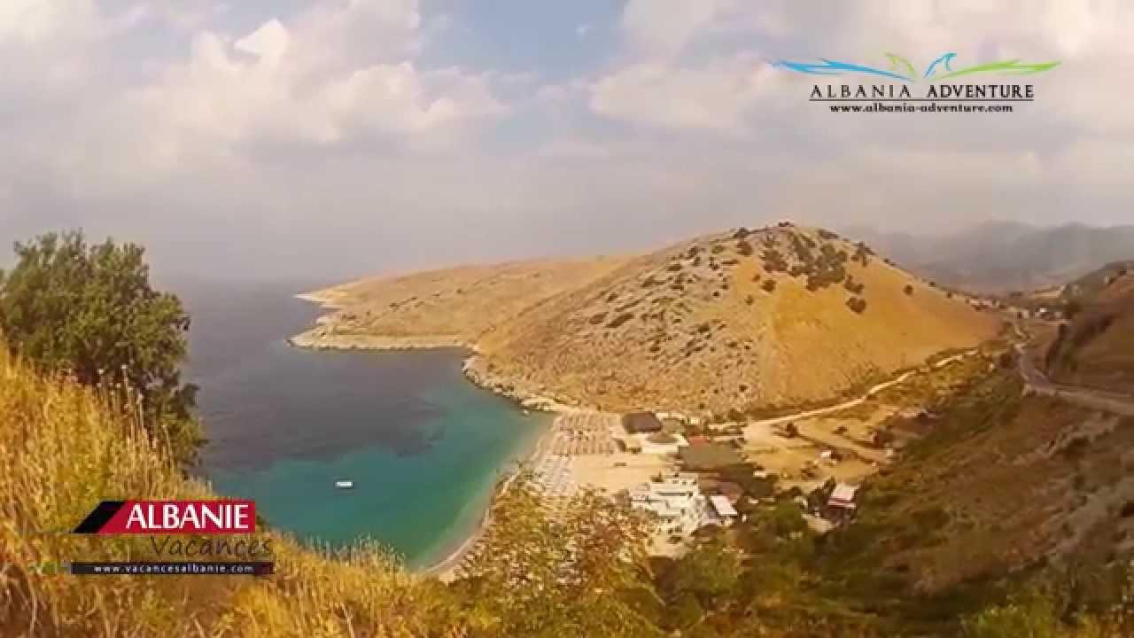 Nature vierge et secrète en Albanie