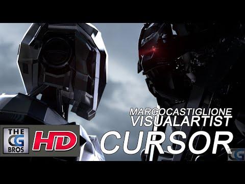 "CGI Sci-Fi Short Film HD: ""Cursor"" - by Marco Castiglione"
