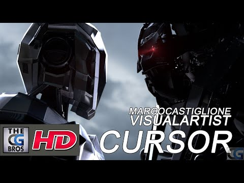 CGI Sci-Fi Short Film HD: Cursor - by Marco Castiglione