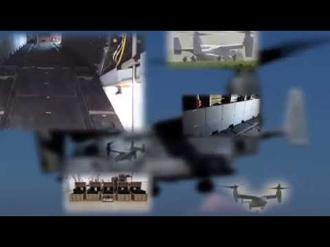 Flight Ready:  AIRworks in action:  CV-22 Ballistic Protection