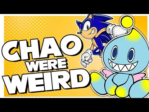 The Chao Garden Was Weird (Sonic's Virtual Pet)   Billiam
