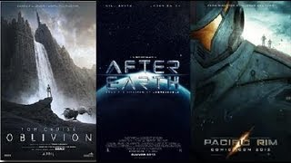 Trailer Thursdays: Oblivion, After Earth, Pacific Rim