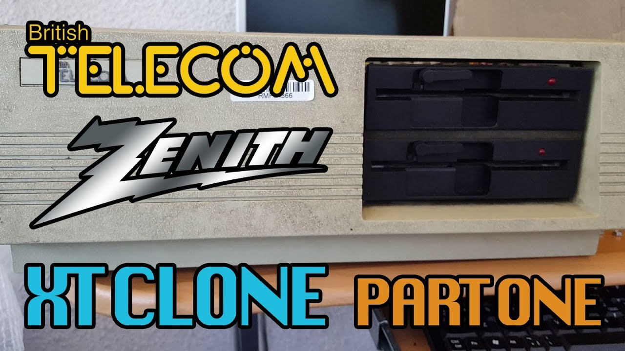 BT Badged Zenith XT Clone (Z-159) Part 1: Teardown