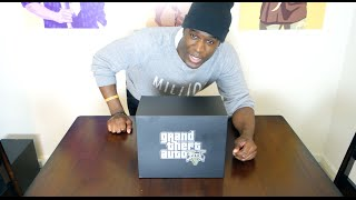GTA 5 GIFT FROM ROCKSTAR! (Unboxing + Update)