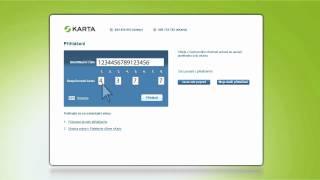 První přihlášení na účet sKontakt