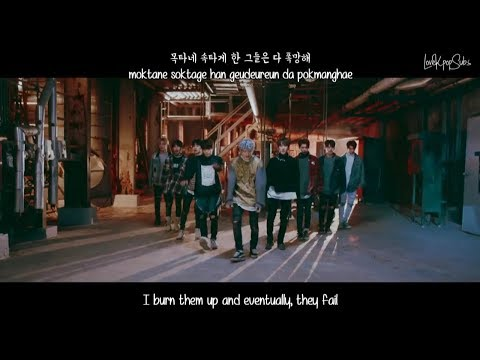 Stray Kids - Beware (GRRR 총량의 법칙) MV [Eng/Rom/Han] HD