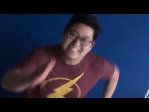 In a Flash (But There's No CGI/VFX and It Has The Original Audio) *LOUD NOISE WARNING*
