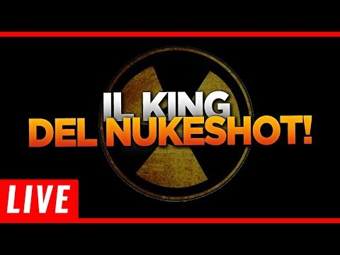 IL KING DEL NUKESHOT LIVE.