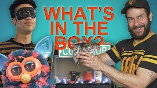 WHAT'S IN THE BOX CHALLENGE (feat. Brett & Jakob)