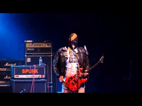 Dirt Box Disco @ The Ginger Wildheart Show  The Forum 01/04/16