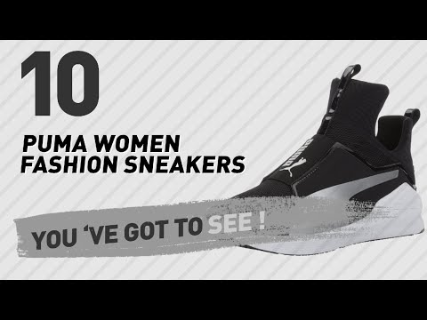 Puma Women Fashion Sneakers, Top 10 Collection // New & Popular 2017