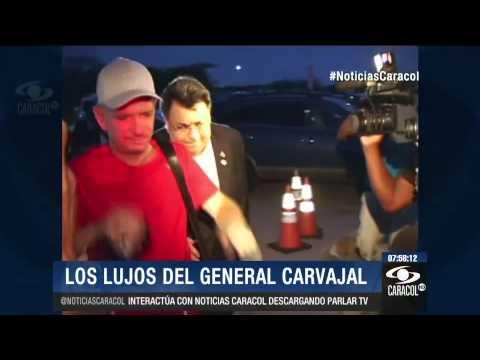 Los lujos del general venezolano Hugo Carvajal