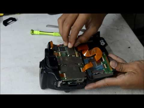 Clean CCD Sensor Camera DSLR DIY