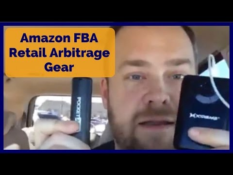 Amazon FBA Retail Arbitrage Gear for RA Sourcing