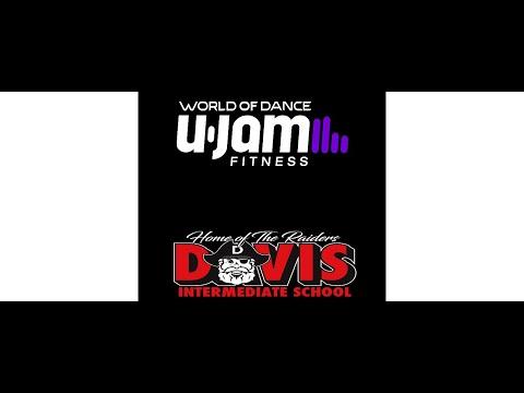 Davis Intermediate School WOD U-Jam Fitness 2020
