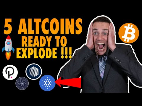 TOP 5 ALTCOIN PICKS MAY 2021 📈  UNDERVALUED ALTCOINS READY TO PUMP!
