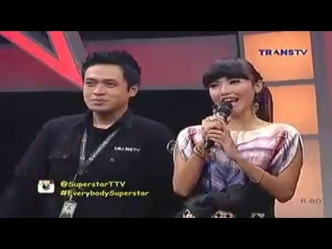 EVERYBODY SUPERSTAR TRANS TV - DUET MOZA DUO ANGGREK DAN FAJAR