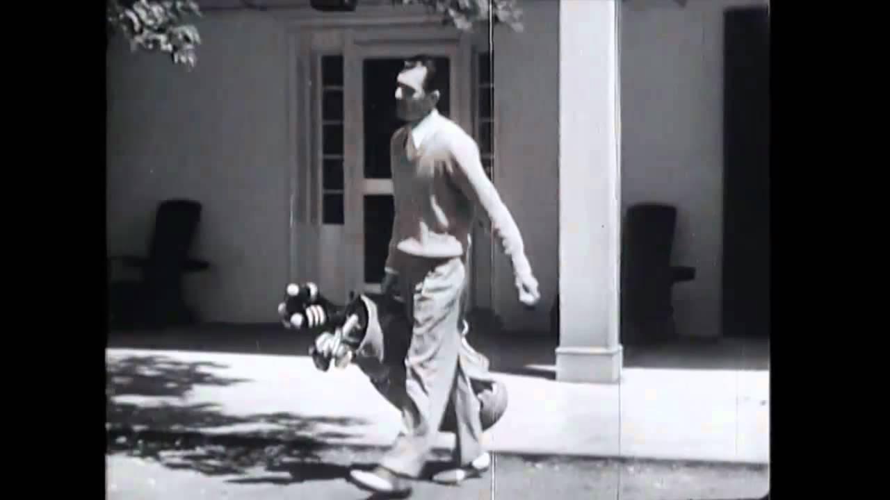hogan golf swing slow motion
