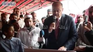 بالفيديو : أبو زيد يفتتح معهد الجفيرى الازهرى بعد تطويره ب6 مليون جنيه