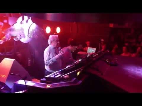 Giorgio by Moroder (live at output)