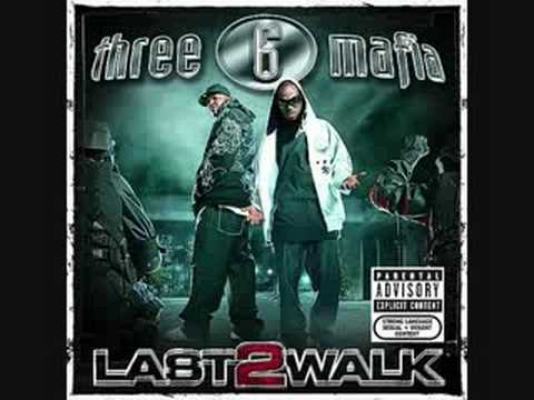Three 6 Mafia Last 2 Walk Swisha House Remix [Chopped Screwed] DJ Micheal \