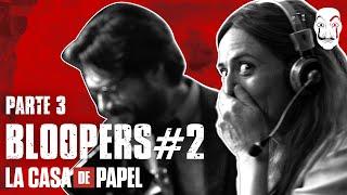 La Casa De Papel | Tomas Falsas #2 | Netflix
