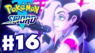 Gym Leader Piers! - Pokemon Sword and Shield - Gameplay Walkthrough Part 16