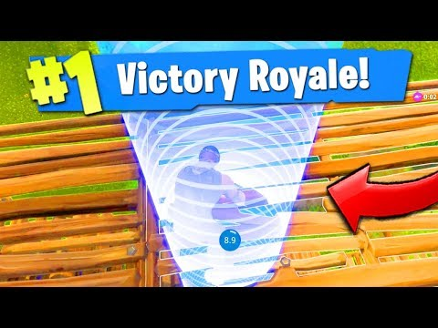 The SMALLEST RING in Fortnite: Battle Royale...!