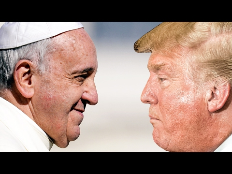Pope Francis Again Hammers Trump For His Hateful Policies