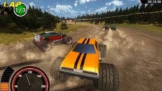 Off Road Super Racing - Racing Car Monster Truck - Videos games for Kids