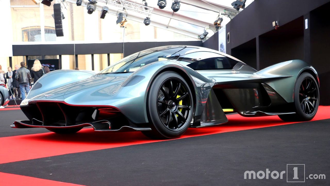 5 things you need to know about the aston martin valkyrie(1080q