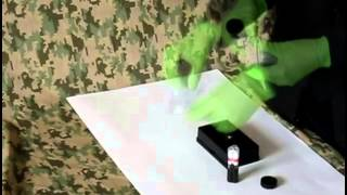 Field Forensics ULTRA™ 236 Explosives Test Kit (Urea Nitrate)