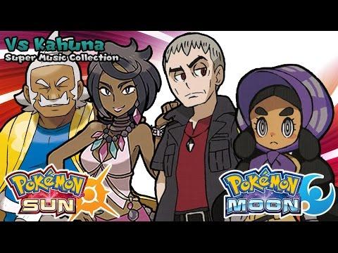 Pokemon Sun & Moon: Kahuna Battle Music (Highest Quality)