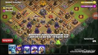 Clash of clans #1 1000 hile:1000 dalkavuk ne yapar