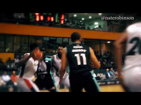 Nate Robinson Highlights Guaros de Lara 2017