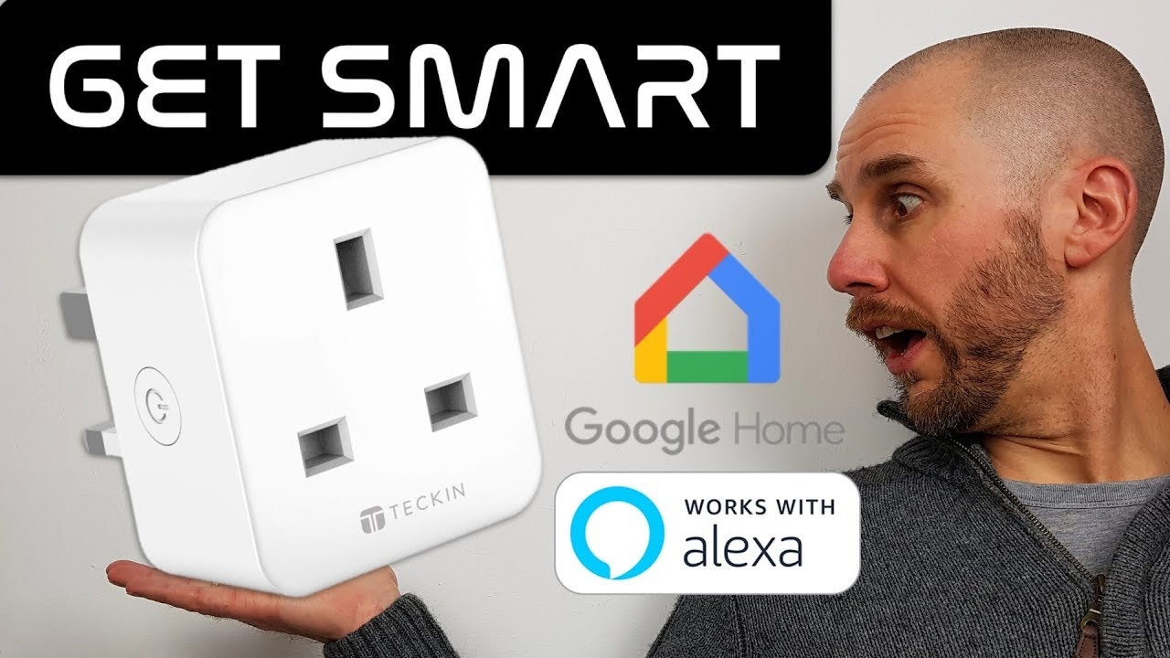 TECKIN Wi-Fi Smart Plug Unboxing & Setup | Easy Peasy Smart Control